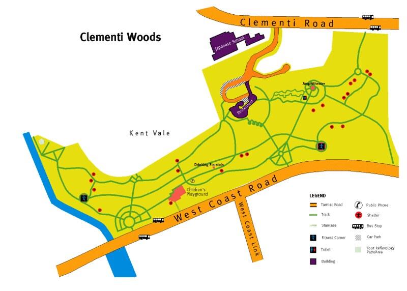 Ki Residences - Clementi Woods Park Singapore
