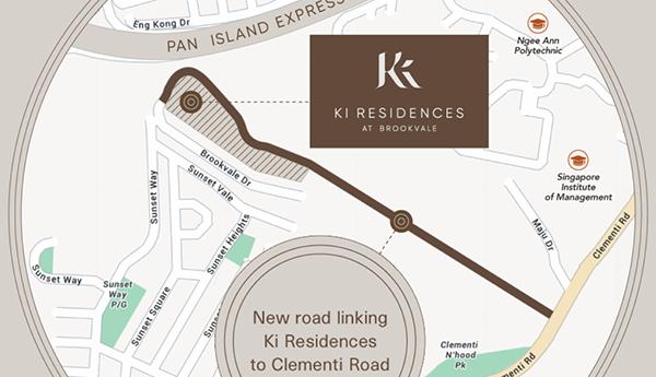 Ki Residences Location Map Thumbnail