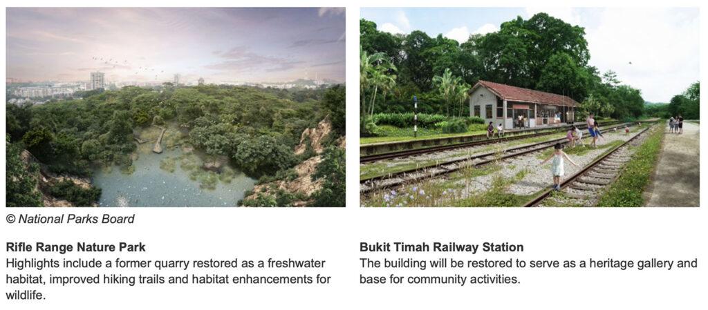 Rail Corridor Concept 3