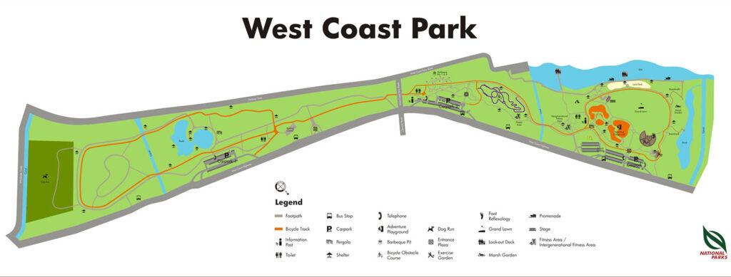Ki Residences - West Coast Park Map